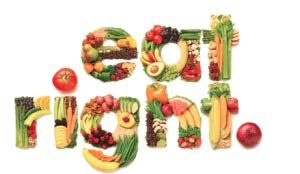 "voeding quote ""eat right"""