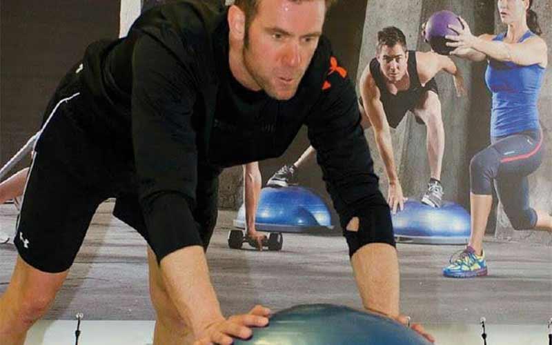 personal trainer rein sarink